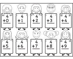 Printable Fun Sheets For Math Activity Shelter Chi ~ Koogra