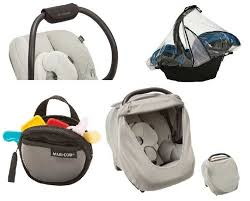 maxi cosi infant car seat accessory pack