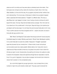 english essay  3 adventure her mother