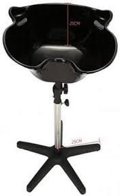 mobile salon hair washing basin docooler portable shoo bowls