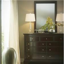 transitional bedroom furniture. Stanley Furniture Transitional Dresser With Mirror Bedroom