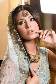 indian bridal makeup simple sweet