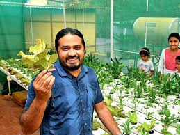 growing plants with no soil less water