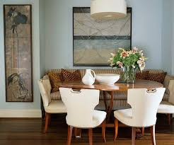 Examples Of Dining Rooms In Smallspaces Mesmerizing Small Space Dining Room