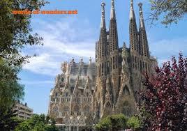 The basílica de la sagrada família, also known as the sagrada família, is a large unfinished roman catholic minor basilica in the eixample district of barcelona, catalonia, spain. Answers Sagrada Familia 2021