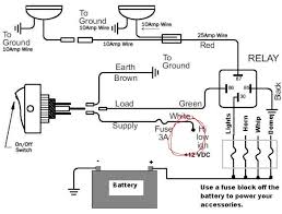12v acc w relay can am commander forum 12v relay schematic diagram click image for larger version name 14916d1412550598 light bar switch wiring