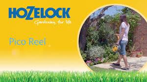 <b>Катушка</b> для <b>шланга</b> HoZelock <b>Pico Reel</b> с шлангом - YouTube