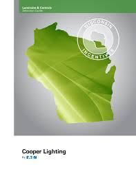 Cooper Lighting Qdcast1a I N C E N T I V E Onsin S