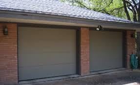 painting metal garage doors