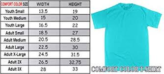 Amazon Com Louisiana Food Tour Comfort Colors Tee Shirt W