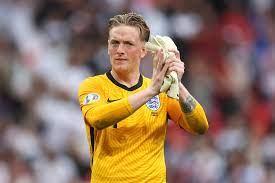 جوردان بيكفورد مع منتخب إنجلترا... - EPLWorld