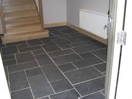 Slate Tile Kitchen Floor Astounding Slate Gray Ceramic Tile Pics Inspiration Surripuinet