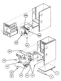 Cabi parts 1 diagram and parts list for carrier furnace parts model