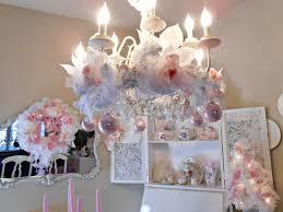 nice shabby chic chandelier