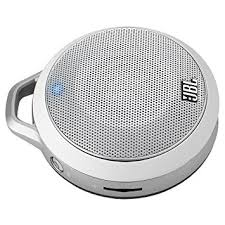 jbl wireless speakers. jbl micro wireless ultra-portable speaker with bluetooth connectivity (white) jbl speakers