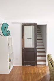 Sliding Door At The Bottom Of The Stairs Would I Need A 3 Foot