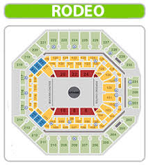 Houston Rodeo Seating Chart 2017 58 Proper Houston Rodeo Seats