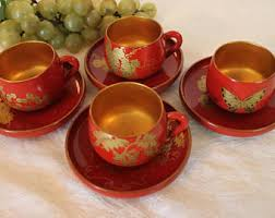 Decorating With Teacups And Saucers Vintage tea cups Etsy 100