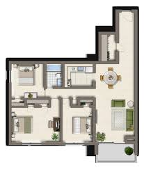 Modern Brilliant 3 Bedroom Apartments In Dc 2 3 Bedroom Apartments