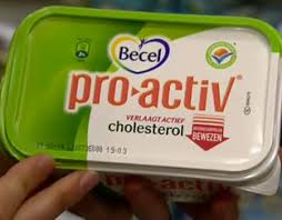 Boter cholesterolverlagend