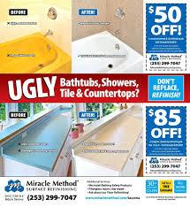 new bathtub refinishing tacoma image bath tub refinishing tacoma wa