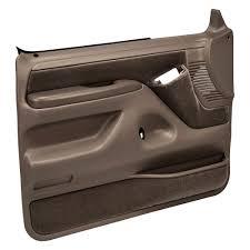Coverlay® 12-92F-DBR - Driver and Passenger Side Door Panel Set