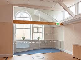 oughtibridge wesleyan reform chapel sheffield glass partition wall and door