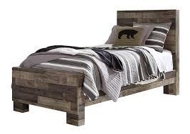 Derekson Twin Panel Bed Set
