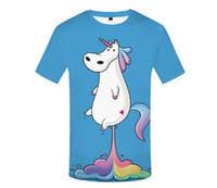 Рабата <b>3d</b> Животных Принт Рубашки Лошадь