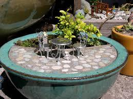 garden materials. Miniature Garden Study, Patios And Pathway Materials