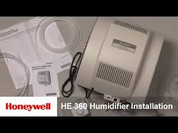 honeywell he 360 humidifier installation video training honeywell he360a wiring diagram at Honeywell He360 Wiring Diagram