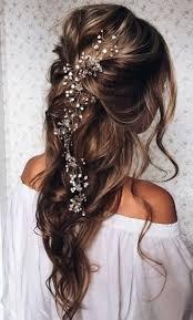 Accessoire Cheveux Mariage 35 Mod Les De Bijoux Pour Coiffure
