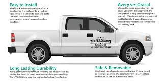 Design Your Own Truck Online For Free Vinyl Letters Design Online Easy Install One Day Ship