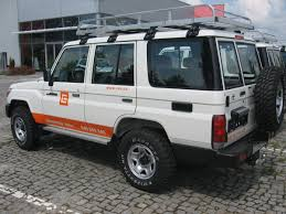 1992 Toyota Land cruiser (j7) – pictures, information and specs ...