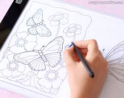 Parrots, owls, ducks sheets, roosters sheets, turkey pictures and parakeets are just a few of the many birds and butterfly coloring pages, coloring sheets and coloring pictures in this section. Butterfly Coloring Pages Free Printable From Cute To Realistic Butterflies Easy Peasy And Fun