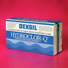 Hy Clor Test Chart Dexsil Hydroclor Q Osprey Scientific Inc