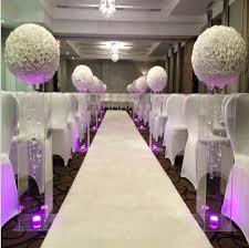 Rose Balls For Wedding Decorations 60 60 Cm Big Size Milk White Fashion Artificial Encryption Rose 2