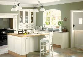 best kitchen wall colors with white cabinets