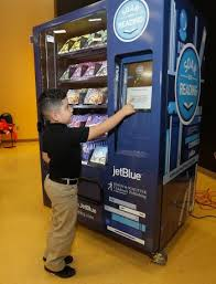 Kid In Vending Machine Extraordinary A Vending Machine Is Standing In For Hurricane Harveydamaged