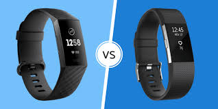 Fitbit Comparison Chart 2016 Fitbit Charge 3 Vs Charge 2 Comparison Wearable Whisperer