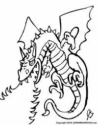 Small Picture Friendly Dragon Coloring Pages Coloring Coloring Pages