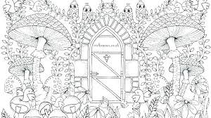 Garden Coloring Pages Flowers In The Garden Coloring Page Garden Of
