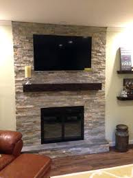 white stacked stone fireplace white stacked stone fireplace best fireplaces images on white marble stacked stone