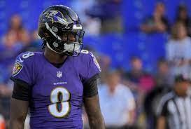 Finally': Ravens QB Lamar Jackson eager ...