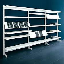 commercial wall shelving garage wall mounted shelving commercial heavy duty wood shelves commercial wire wall shelving