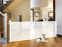 dog gates outdoor retract a gate for your dogs tall tough retractable and pet australia dog gates outdoor