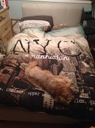 scarf new york city blanket bedding bedding bedding