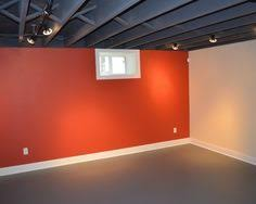 Exellent Basement Ceiling Ideas For Low Ceilings Unfinished Pinterest In Simple Design