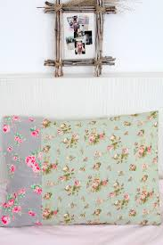 Pillow Case Pattern Awesome Decorating Design