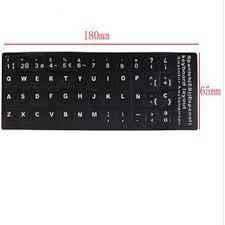 Rus Klavye Sticker (20 adet/grup) Rusya Harfler Süper Dayanıklı Alfabe  klavye her türlü için Sıcak Satış Beyaz siyah|russian keyboard  stickers|keyboard stickerskeyboard russian sticker - AliExpress